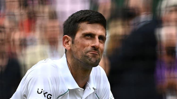 Zum sechsten Mal heisst der Wimbledon-Sieger Novak Djokovic. (Kirsty Wigglesworth / AP)