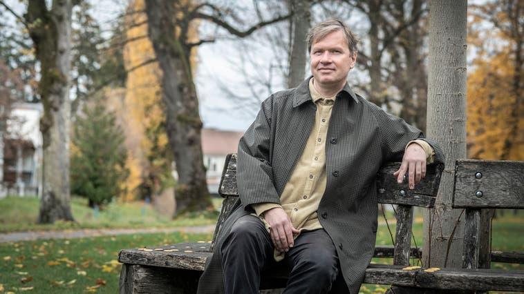Stefan Wagner, Beauftragter der Kulturstiftung des Kantons Thurgau. (Bild: Andrea Stalder (3. November 2020))