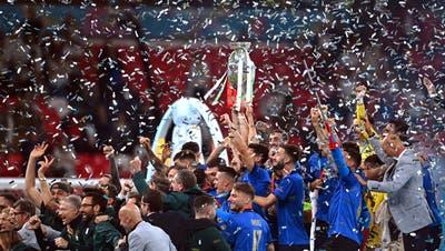 Italien ist Europameister!