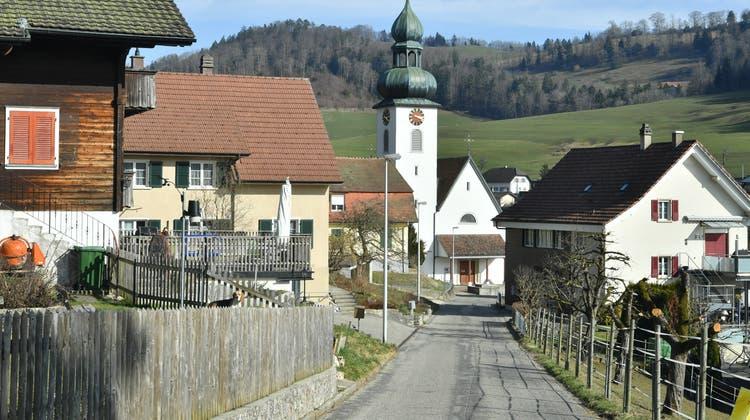 Das Solothurnische Holderbank kann auf gesunde Gemeindefinanzen stolz sein. (Bruno Kissling)