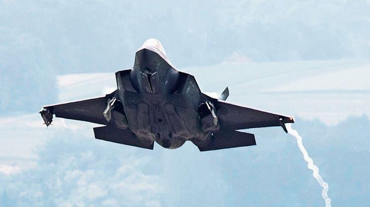 Günstig, aber zu welchem Preis? Der US-Verkaufsschlager F-35, den auch die Schweiz kaufen will, ist unter Feuer