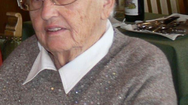 Härzlichi Gratulation zum 90. Geburtstag, Trudi Pfister-Pfenninger