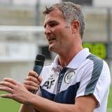 Trainer Alex Frei möchte in seinem zweiten Jahr als FC-Wil-Trainer besser abschneiden als im ersten. (Bild: Gianluca Lombardi)