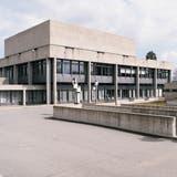 Die Universität St.Gallenim Frühling. (Bild: Christian Beutler / KEYSTONE)