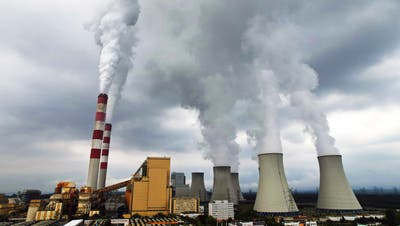 Soll der Vergangenheit angehören: Polnisches Kohlekraftwerk. (Bloomberg)
