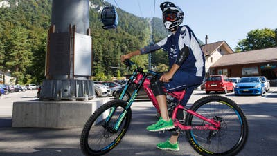 Geben auch die Vogelschützer grünes Licht, fahren schon bald nicht mehr nur Downhiller den Solothurner Hausberg hinunter, sondern auch Familien mit Kindern. Dann nämlich wird der neue Flowtrail gebaut. (Hanspeter Bärtschi)