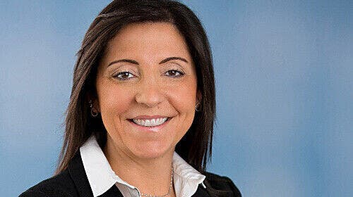 Nach wenigen Monaten schon wieder weg: Floriana Scarlato, die Leiterin der Compliance-Abteilung bei Schweizer Universalbank der CS. (Zvg / Aargauer Zeitung)