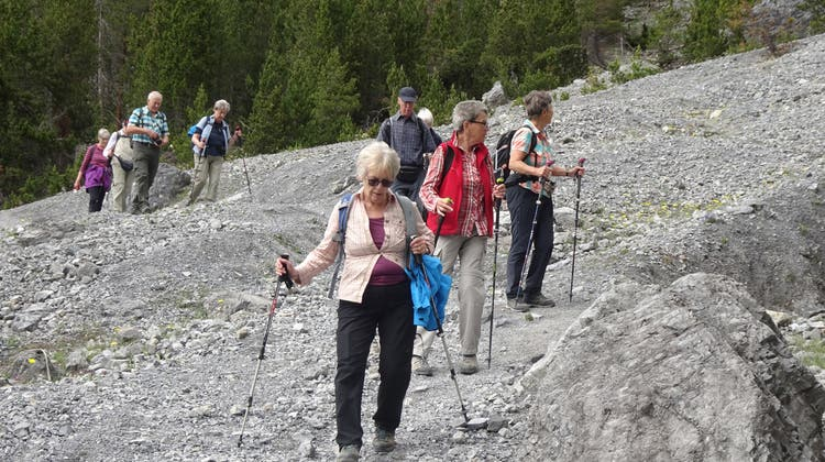 Wanderferien der Urdorfer Senioren