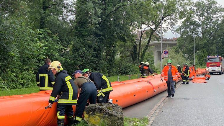Villnachern: Sperrung Wildischachenstrasse wegen Bauarbeiten bis 26. Juli ++ Riniken: Unbekannte entfernen Pfosten an Oberdorfstrasse 9/11