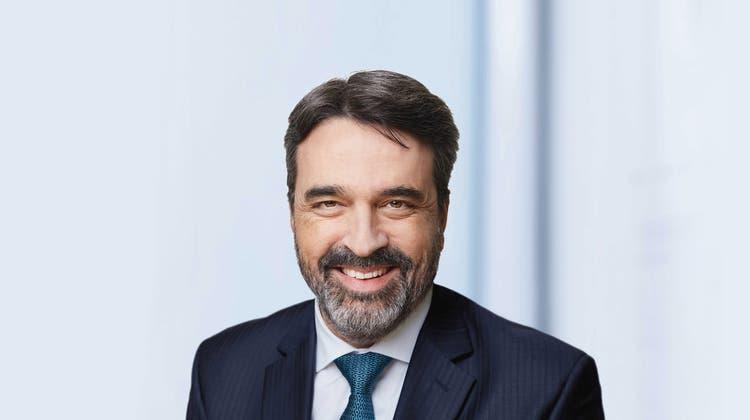 Urban Angehrn wird neuer Direktor der Finma. (Zurich)