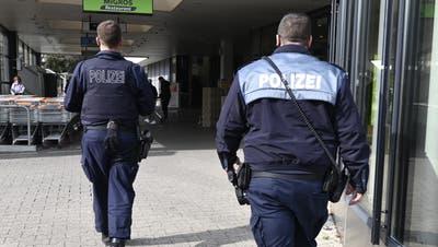 Wird die Stadtpolizei teilintegriert? (Archiv) (Oliver Menge?)