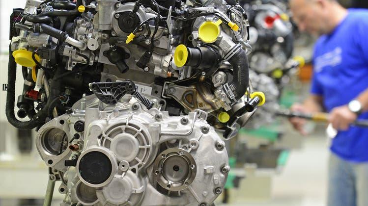 Ab 2035 sollen keine herkömmlichen Verbrennungsmotore mehr vom Band laufen, so der Plan der EU-Kommission. (Keystone)