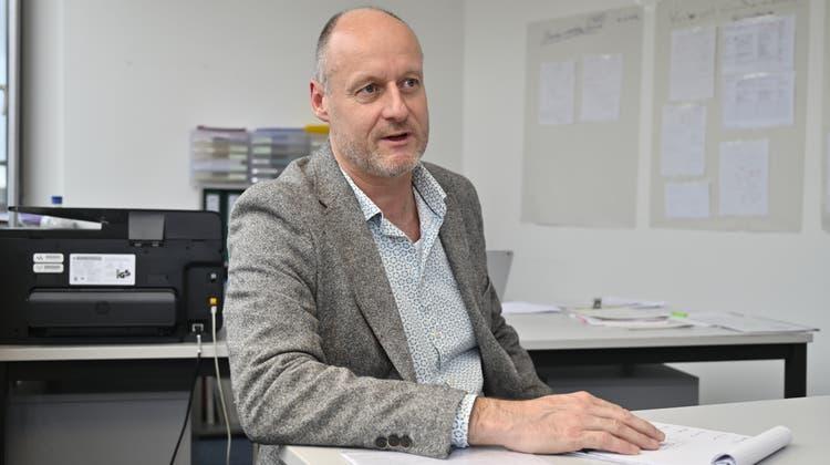 Sozialamtschef Reto Kämpfer: «Je rascher Massnahmen ergriffen werden, desto besser für die Betroffenen.» (Oliver Menge)