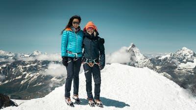 Diese saudische Bergsteigerin sagt: «Der erste Everest, den ich bezwang, war mein Vater»