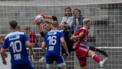 Das Aargauer Erstliga-Derby zwischen Baden und Wohlen wird es vorerst nicht mehr geben. (Dani Mercier / «Aargauer Zeitung»)