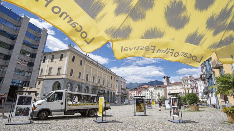 Das Locarno Film Festival bekommt vom Bund jährlich 1,7 Millionen Franken. (Keystone)