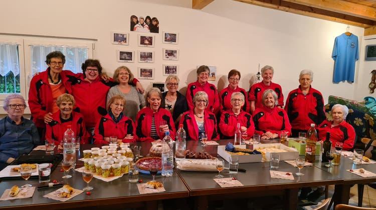Sommeranlass der Frauenturngruppe Derendingen