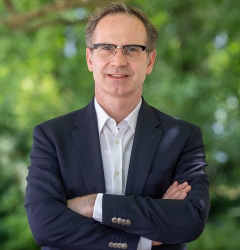 Patrick Gosteli, Präsident Gemeindeammännervereinigung.