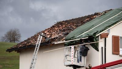 In so einem Fall braucht es für den Ersatzbei einer Baute ausserhalb der Bauzone eine Baubewilligung mit kantonaler Zustimmung. (Gian Ehrenzeller)