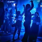 Party im Zürcher Club «Exil» im Jahr 2016. (Pascal Mora)