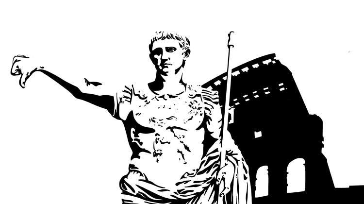 Caesar (Micha Wernli / bz Zeitung für die Region)