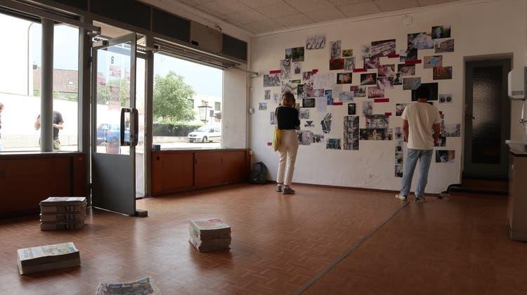 ImAndenken an die alte Salamifabrik Cattaneo: Die neue Ausstellung des «Dietikon Projektraum» setzt sich kritisch mit Essen auseinander