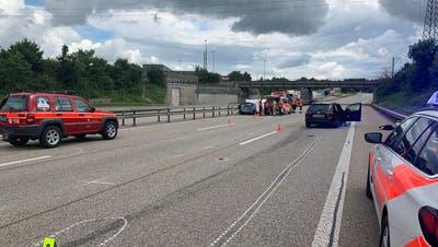 Frau stirbt bei Unfall auf der Autobahn A2