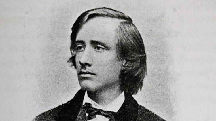 Ein vergessener Sarner Pater, Dichter und Wissenschaftler: Leo Fischer. (Bild: PD)