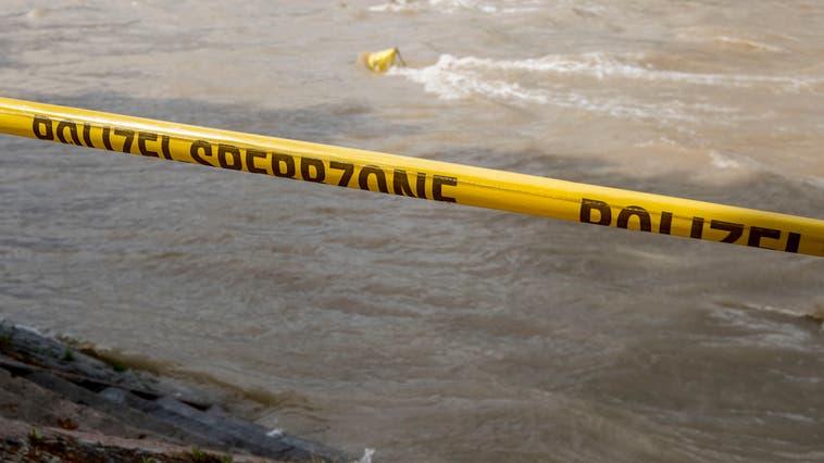 Für den Rhein gilt aktuell dieGefahrenstufe 3 («Erhebliche Gefahr») (Symbolbild: Nicole Nars-Zimmer)