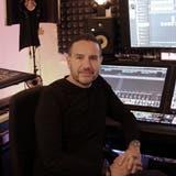 Peter Stöckli in seinem Studio. (Bild: PD)