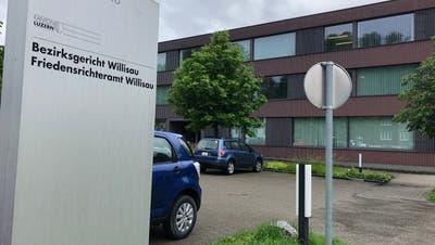 Am 8. Juli wurde der Fall St.Urban am Willisauer Bezirksgericht verhandelt. (Bild: Sam (8. Juli 2021))