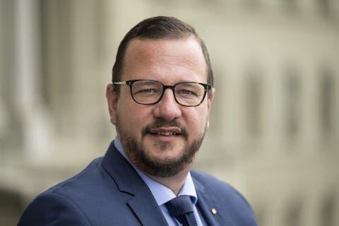 Philipp Matthias Bregy, Nationalrat, Mitte-Fraktionschef und Strafrechtsspezialist, fordert, dass das Verwaltungsstrafrecht reformiert wird.