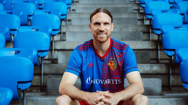 Zurück in der Wohlfühloase: Die Rückkehr von Michael Lang zum FC Basel weckt Hoffnungen und birgt Risiken