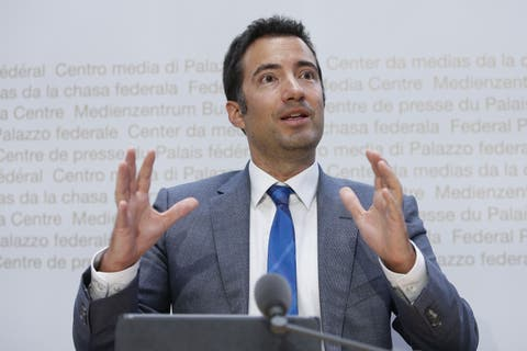 Ständerat Andrea Caroni reichte vor knapp sieben Jahren einen Vorstoss zur Modernisierung des Verwaltungsstrafrechts ein.