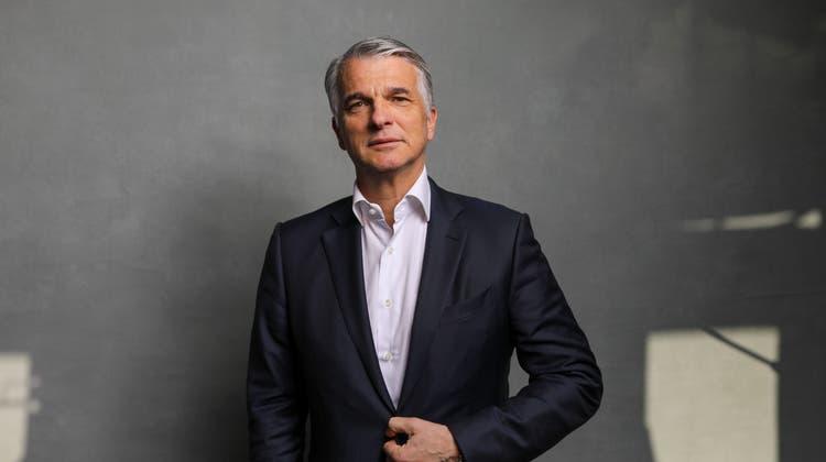 Flair für Mode: Ex-UBS-Chef Ermotti lenkt Millionen in einen Kleiderhersteller (Simon Dawson / Bloomberg)