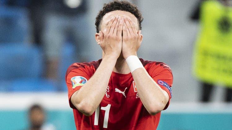 Es reicht nicht: Nur ein Schweizer trifft im Elfmeterschiessen – Protokoll einer ultraknappen Niederlage