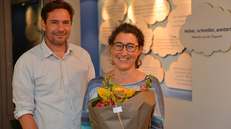 Markus Fueterfolgt auf Annick Grand als Präsident des Vereins Kindermuseum. (zvg)