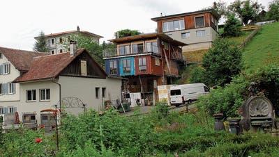 Kein störender «Rosthaufen»: In Altstätten entsteht ein Containerhaus, die Interessenten sind nach anfänglicher Skepsis zahlreich