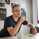 Roger Koch gründete sein Unternehmen 2015. Nun steht er vor einer schweren Entscheidung. (Bild: Tobias Garcia)