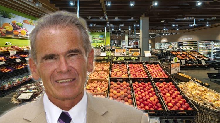 Die Migros verkauft bis heute keine alkoholischen Produkte – zumindest nicht in den orangen Supermärkten. Denn Ausnahmen gibt es zuhauf. (Keystone)