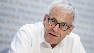 FDP-Nationalrat Kurt Fluri. (Keystone)