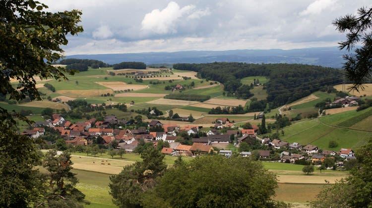Ein Blick auf das Dorf Mandach. (Bild: Britta Gut)