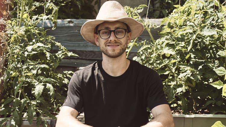 Moritz Keller hat zusammen mit einem Team das Unternehmen Youtritiongegründet. (Roland Schmid)