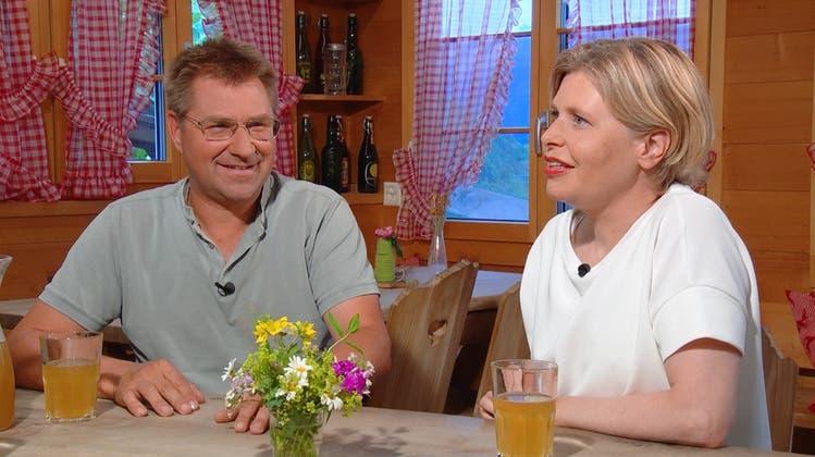Toni Brunner: «Hausverbot haben hier nur Eveline Widmer-Schlumpf und Senf»