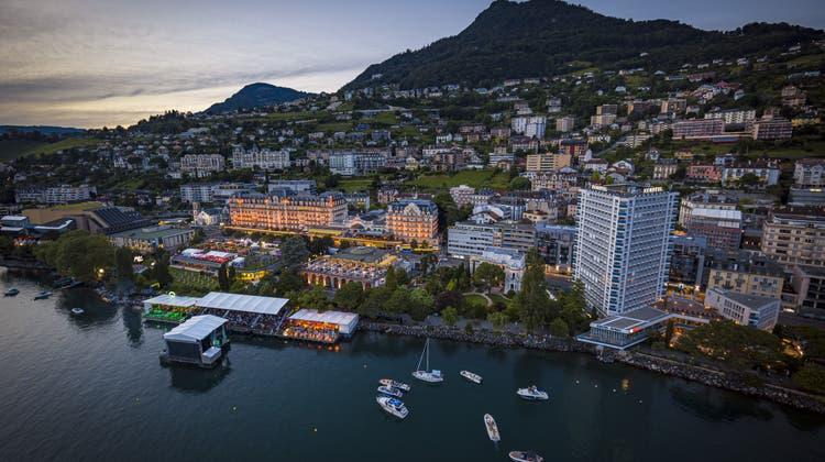 Wer in Montreux Ferien macht, zahlt eine der höchsten Kurtaxen in der Schweiz. (Keystone)
