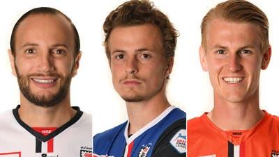 Gashi hat Angst vor Burki, Bergsma wäre gerne ein Strauss: So ticken die Spieler des FC Aarau privat