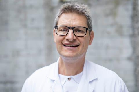 Will Impfzögerer überzeugen: Chefarzt Fux.