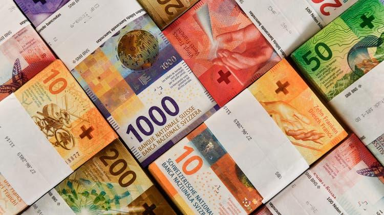 Mit 1,7 Milliarden Franken investierten Kapitalgeber in den letzten sechs Monaten Rekordsummen in Schweizer Start-ups. (Alessandro Crinari / KEYSTONE)