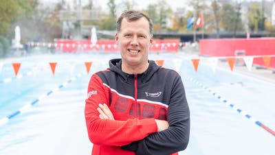 «Meine Arbeit als Schwimmtrainer ist keine Kunst, sondern solides Handwerk»: Dirk Thölking über seine Arbeit beim SC Aarefisch und die Nachwuchs-SM