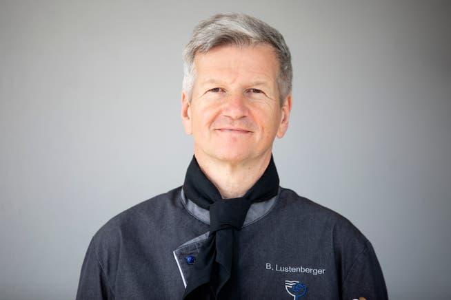 GastroAargau-Präsident Bruno Lustenberger.